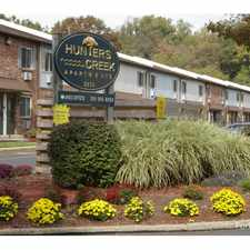 Rental info for Hunters Creek in the Philadelphia area