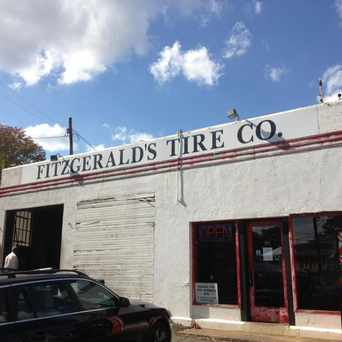 Photo of Fitzgerald's Tires in Belmont, Charlottesville