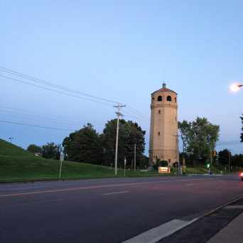 Photo of Highland Park Water Tower in Highland, St. Paul