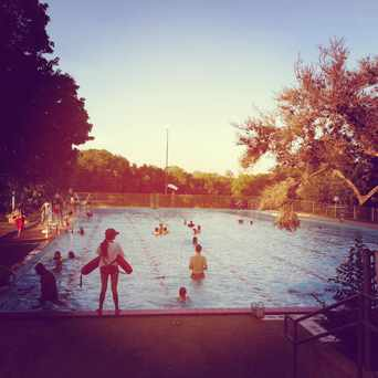 Photo of Garrison Pool in Garrison Park, Austin