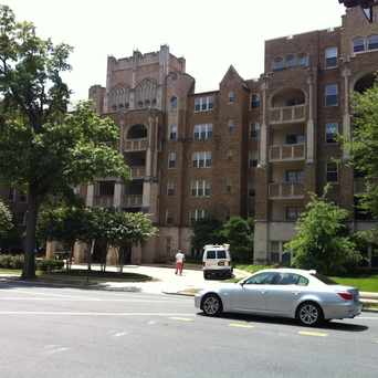 Photo of NW MASSACHUSETTS AV & NW WISCONSIN AV in Cathedral - Wesley Heights - McLean Gardens, Washington D.C.