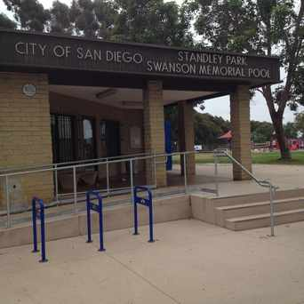 Photo of Swanson Memorial Swimming Pool in University City, San Diego