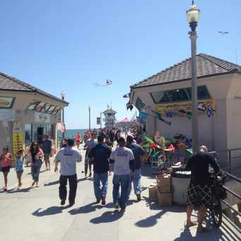 Photo of Huntington Beach Pier in Huntington Beach