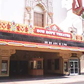 Photo of Bob Hope Theatre in Stockton