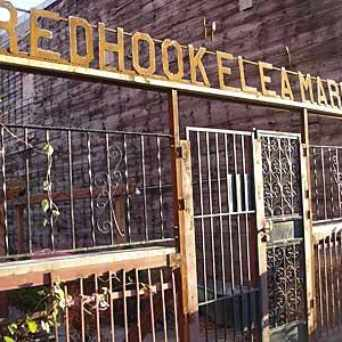 Photo of Red Hook Flea Market in Red Hook, New York