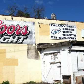 Photo of Tacony Beer Distributing Co in Holmesburg, Philadelphia