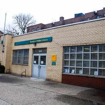 Photo of Sheepshead Bay Public Library in Sheepshead Bay, New York