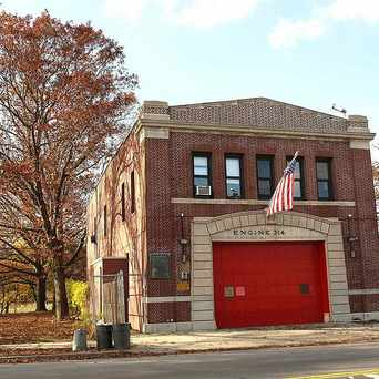 Photo of Engine 314 in Rosedale, New York