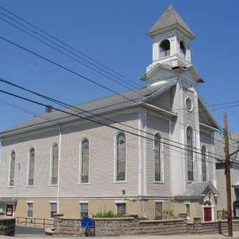 Photo of Summerfield United Methodist Church in Mariners Harbor, New York