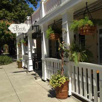 Photo of The Porch Restaurant & Bar in Midtown, Sacramento