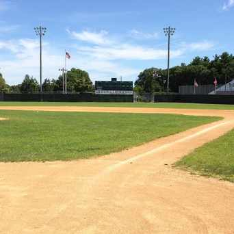 Photo of Alumni Field in Lowell