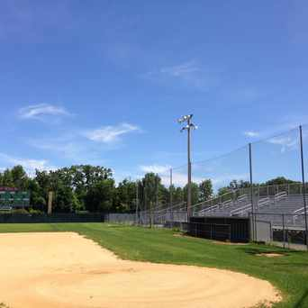 Photo of Memorial Stadium in Lowell