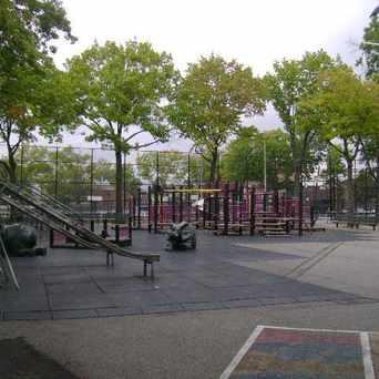 Photo of Loreto Playground in Morris Park, New York