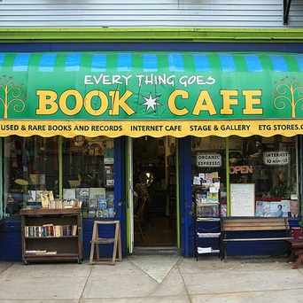 Photo of Every Thing Goes Book Cafe and Neighborhood Stage in Tompkinsville, New York