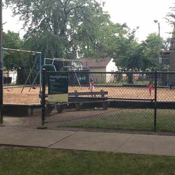 Photo of Montgomery Playground Park in Marquette Park, Chicago
