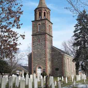 Photo of Saint Paul's Church National Historic Site in Mount Vernon