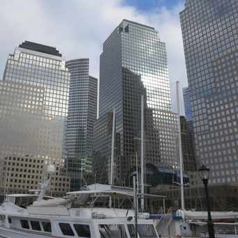 Photo of World Financial Center in Battery Park City, New York