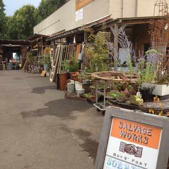 Photo of Salvage Works in Kenton, Portland