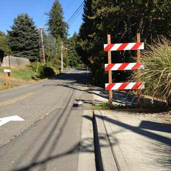 Photo of Sidewalk Ends in Bothell