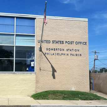 Photo of US Post Office in Somerton, Philadelphia