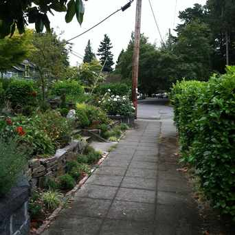 Photo of SW ADMIRAL WAY & 41ST AVE SW in North Admiral, Seattle