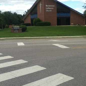 Photo of Redeemer Lutheran Church in West Lafayette