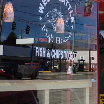 Photo of West Seattle Fish House in Fauntleroy, Seattle