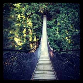 Photo of Lynn Canyon Suspension Bridge in District of North Vancouver
