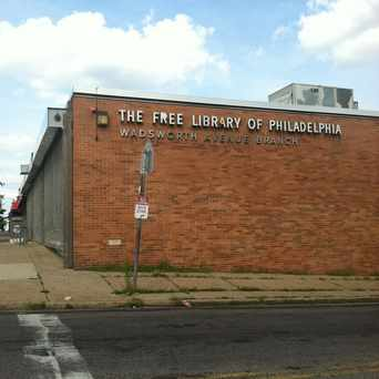 Photo of Free Library of Philadelphia in Cedarbrook - Stenton, Philadelphia