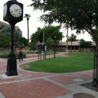 Photo of 1890's Street Clock in Glendale