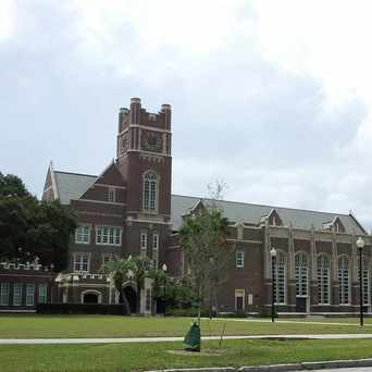 Photo of Hillsborough High School in Old Seminole Heights, Tampa