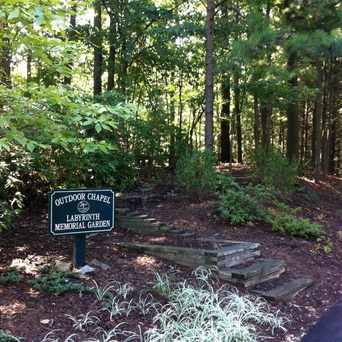 Photo of Labyrinth Memorial Garden At BC Presbyterian Church in Burke Centre