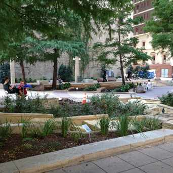 Photo of Pegasus Plaza in Downtown, Dallas