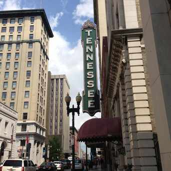 Photo of Tennessee Theatre in Knoxville