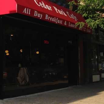 Photo of Cedar Park Cafe in Cedar Park, Philadelphia