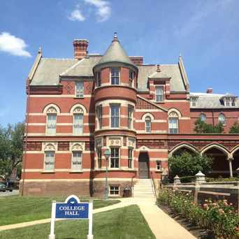 Photo of Gallaudet University in Trinidad - Langston, Washington D.C.