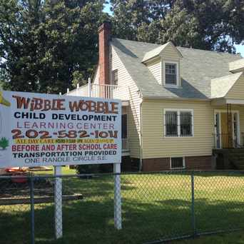 Photo of Wibble Wobble Child Development Center in Fort Dupont, Washington D.C.