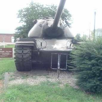 Photo of Tank in Radcliff in Radcliff