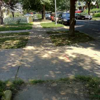 Photo of Sidewalks in South Hyde Park, Kansas City