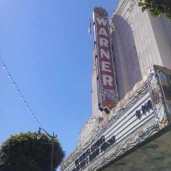 Photo of Warner Grand Theatre in Central San Pedro, Los Angeles