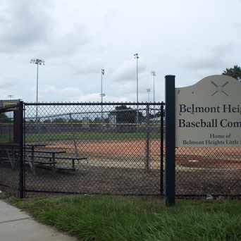 Photo of Belmont Height Little League Baseball Complex in East Tampa, Tampa
