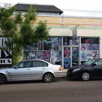 Photo of Crescent City Comics in Freret, New Orleans