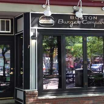 Photo of Boston Burger Co-Davis Sq in Somerville