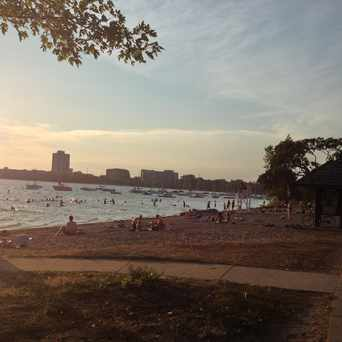 Photo of 32nd Street Beach Lake Calhoun in East Calhoun, Minneapolis
