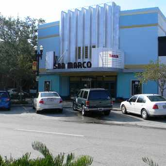 Photo of San Marco Theatre in Jacksonville