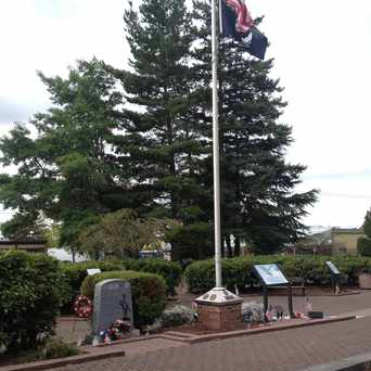 Photo of Veteran Memorial in Lynnwood