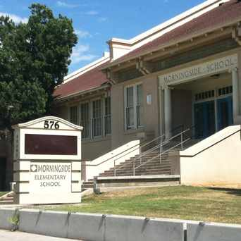 Photo of Morningside Elementary School in San Fernando