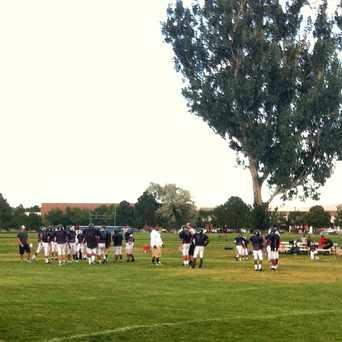 Photo of Overland High School in Heather Ridge, Aurora