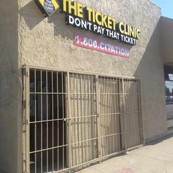Photo of The Ticket Clinic in Alamitos Heights, Long Beach