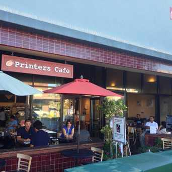 Photo of Printers Cafe in Evergreen Park, Palo Alto